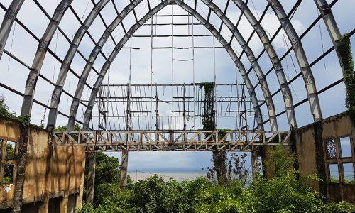 Sanur Abandoned Amusement Park