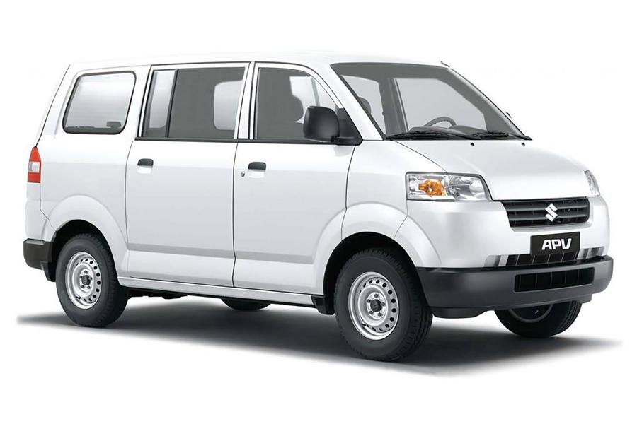 7 Seater Van