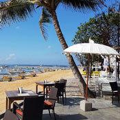 Sanur Beach Boardwalk